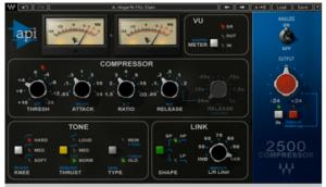Compresor API