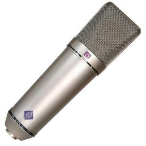 microfono Neumann U 87