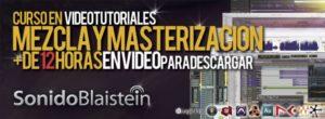 Curso de mezcla y masterizacion online